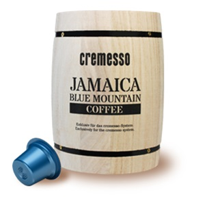 Капсулы для кофемашин Cremesso Jamaica Blue Mountain