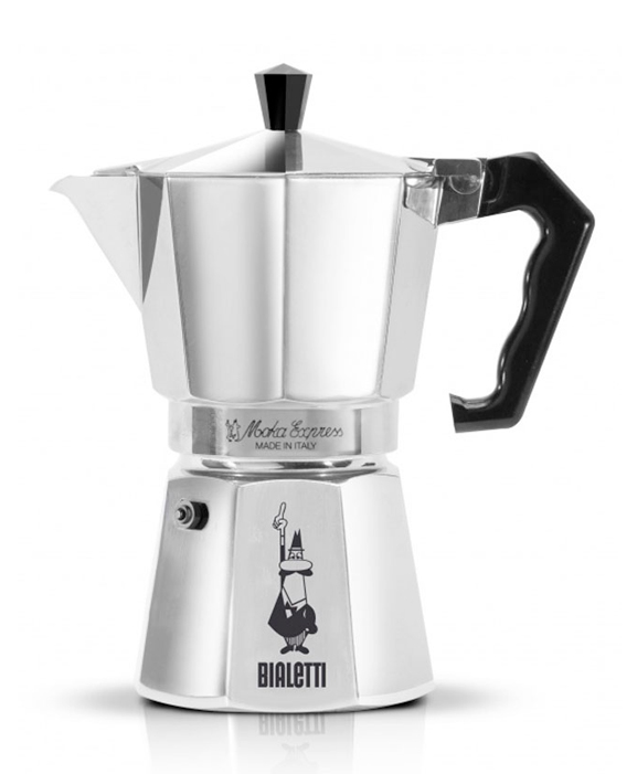 Гейзерная кофеварка Bialetti Moka Express Limited Edition (6 порций, 240 мл)