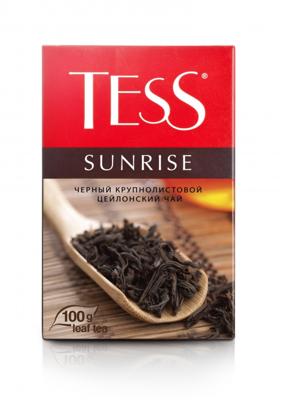 Чай черный Tess Sunrise, 100 г