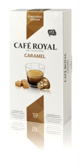 Капсулы для кофемашин Nespresso Cafe Royal Caramello