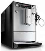 Автоматическая кофемашина Melitta Caffeo Solo & Perfect Milk E 957-103, серебристая